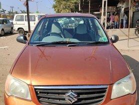 2011 Maruti Suzuki Alto K10 LXI MT for sale at low price in Rajkot