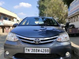 Used Toyota Etios VD MT car at low price in Coimbatore