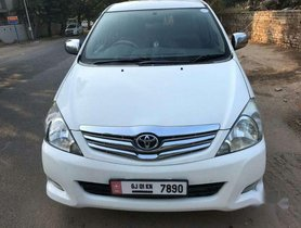 Used Toyota Innova MT car at low price in Ahmedabad