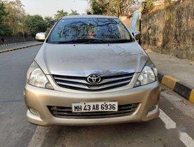 Used Toyota Innova MT car at low price in Mumbai
