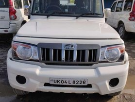 2012 Mahindra Bolero MT for sale at low price in Rampur