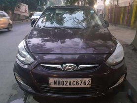 Used 2013 Hyundai Verna 1.6 CRDi SX MT for sale in Kolkata