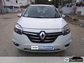 Used Renault Koleos MT car at low price in Hyderabad