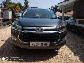 2016 Toyota Innova Crysta AT for sale in Kottayam
