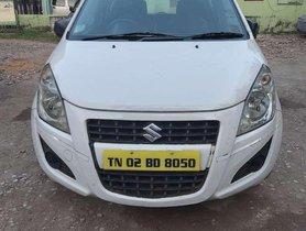 Used Maruti Suzuki Ritz MT car at low price in Chennai