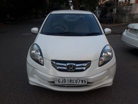 2013 Honda Amaze Version S i-Dtech MT for sale in Ahmedabad