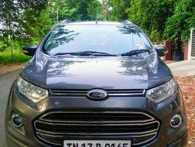 Ford Ecosport EcoSport Titanium 1.5 TDCi (Opt), 2015, Diesel MT for sale in Chennai