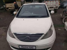 Tata Manza 2010 MT for sale in Ludhiana