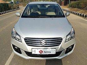 Maruti Suzuki Ciaz, 2016, Petrol MT for sale in Gurgaon