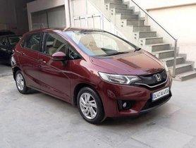 Used Honda Jazz V CVT AT car at low price in New Delhi