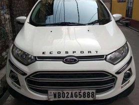 2015 Ford EcoSport MT for sale at low price in Siliguri
