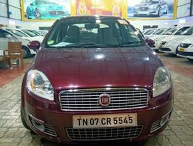 Used Fiat Linea 1.3 Dynamic MT 2012 in Chennai