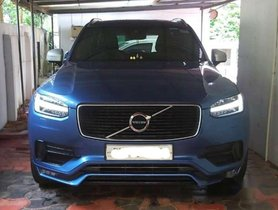 Used Volvo XC90 MT car at low price in Kochi