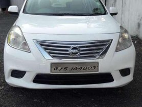 Used 2012 Nissan Sunny XL MT for sale in Surat
