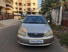 Used Toyota Corolla H2 MT car at low price in Chennai