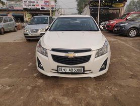 Used 2014 Chevrolet Cruze LTZ AT for sale in Faridabad