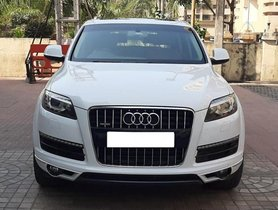 Used Audi Q7 35 TDI Quattro Premium Plus AT 2014 in Mumbai