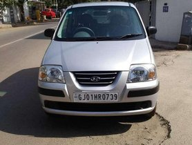 Hyundai Santro, 2008, Petrol MT for sale in Ahmedabad