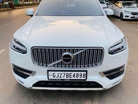 2016 Volvo XC90 AT for sale at low price in Ahmedabad