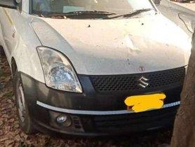 Used Maruti Suzuki Swift Dzire MT car at low price in Thane