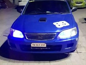 Used Honda City MT car at low price in Chennai