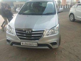 2013 Toyota Innova MT for sale in Jaipur