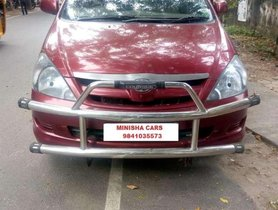 2008 Toyota Innova MT for sale at low price in Chennai