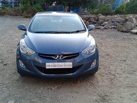 2013 Hyundai Elantra SX MT for sale at low price in Mumbai