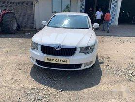 Skoda Superb, 2013, Diesel AT in Mumbai