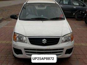 2012 Maruti Suzuki Alto K10 LXI MT for sale at low price in Bareilly