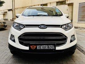 Ford EcoSport 1.5 TDCi Titanium Plus 2015 MT for sale in Kolkata