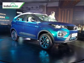 Tata Nexon EV To Be​​​​​​​ Launched On January 28