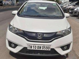 Honda Jazz SV Manual, 2015, Petrol MT in Chennai