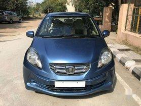 Used Honda Amaze MT car at low price in Hyderabad