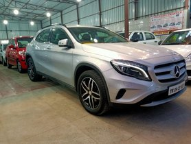 2016 Mercedes Benz GLA Class AT for sale at low price in Chennai