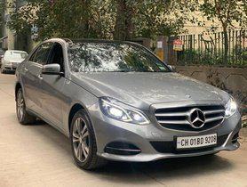 2014 Mercedes Benz E-Class E250 CDI Avantgarde AT 2009-2013 for sale at low price