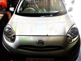 Used 2013 Nissan Micra MT for sale in Surat