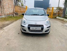 2010 Maruti Suzuki A Star AT for sale in Ludhiana