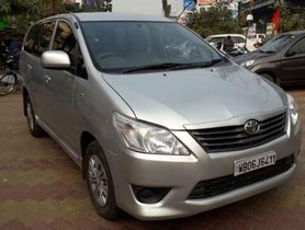 Toyota Innova 2012-2013 2.5 G (Diesel) 7 Seater BS IV MT in Kolkata