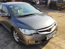 Used Honda Civic MT car at low price in Thane