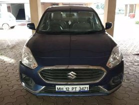 Used Maruti Suzuki Dzire VXI MT car at low price in Pune