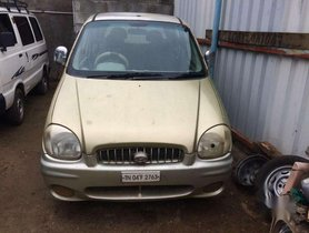 Used Hyundai Santro MT car at low price in Tirunelveli