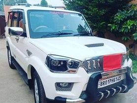 Used Mahindra Scorpio MT car at low price in Patna