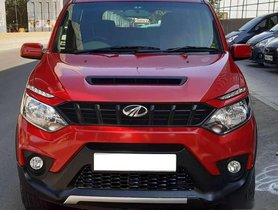 Used Mahindra NuvoSport MT car at low price in Chennai