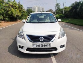 Used Nissan Sunny XL CVT AT 2014 in Hyderabad