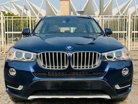 BMW X3 AT 2016 in Gurgaon