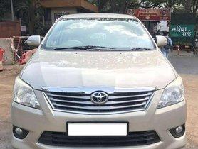 Used Toyota Innova 2.5 VX 7 STR AT car at low price in Mumbai