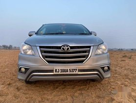 Used 2015 Toyota Innova MT for sale in Rajgarh