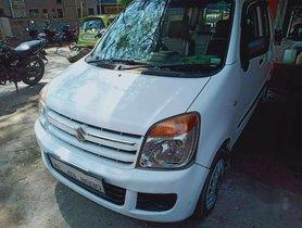 Used Maruti Suzuki Wagon R LXI MT car at low price in Kochi
