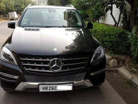 Mercedes-Benz M-Class ML 250 CDI AT in Gurgaon